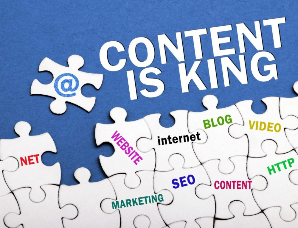 Content is King: Why Quality Content is an Essential Part of SEO